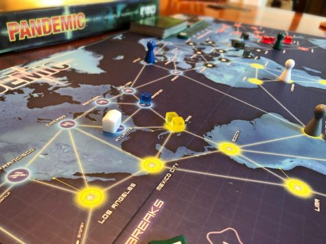 As a family favorite, Pandemic has kept us entertained, especially when it seems like we have too much free time.
