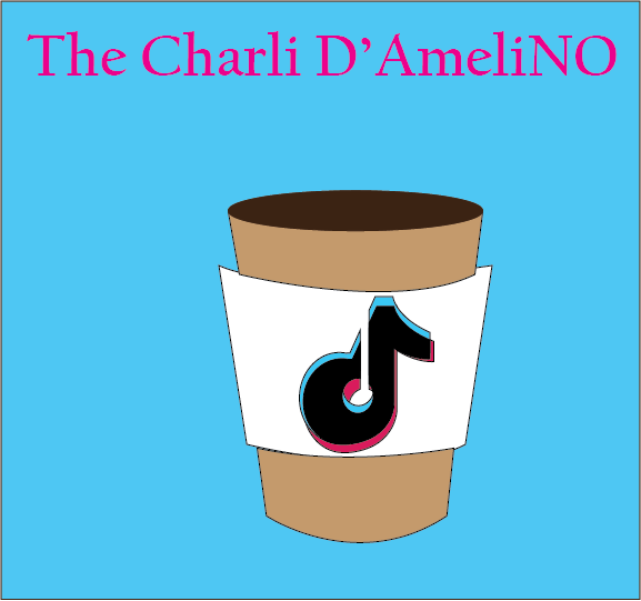 Staff writer Emma Lazarczyk does not recommend buying Charli D'Amelio's limited time drink at Dunkin.