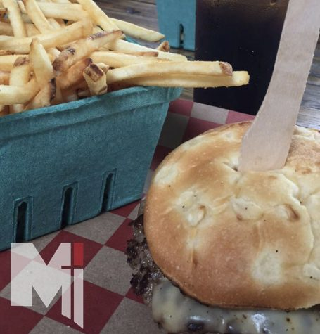The classic combination of burgers and fries has a special spin at Pigwich. Pigwich, the relatively recent sandwich shop in City Market, has a variety of delicious and affordable options.
