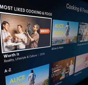 Spicing things up: 'Worth It' is the perfect show for foodies