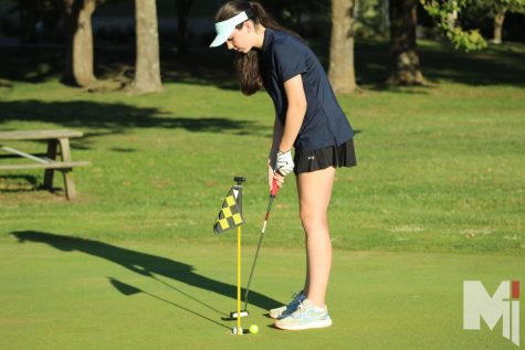 Going for green: sophomore brings new skills to the game