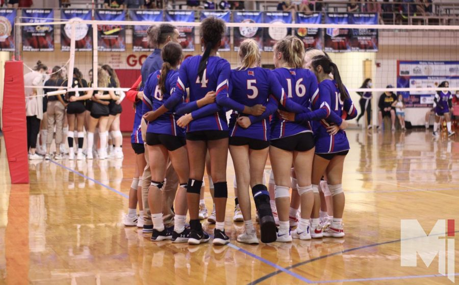 Spiking it up: Volleyball program adds an additional freshman team